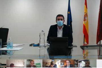 El Consejero de Agua y Agricultura de la Región de Murcia se compromete a colaborar y trabajar con ALAS